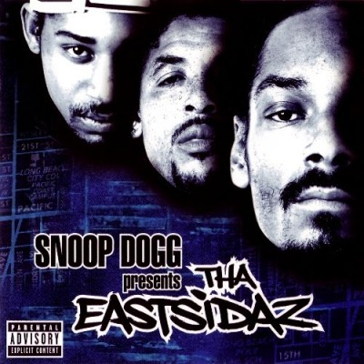 Tha Eastsidaz - Snoop Dogg Presents Tha Eastsidaz (2000) (Front)