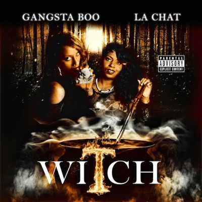 Gangsta Boo & La Chat – Witch (WEB) (2014) (320 kbps)