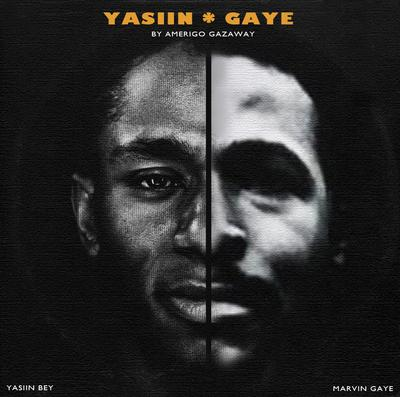 Amerigo Gazaway Presents – Marvin Gaye & Mos Def – Yasiin Gaye: The Departure, Side One (WEB) (2014) (FLAC + 320 kbps)