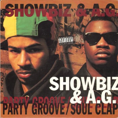 Showbiz & A.G. – Party Groove / Soul Clap EP (CD) (1992) (FLAC + 320 kbps)