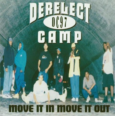 Derelect Camp – Move It In Move It Out (CDS) (1997) (FLAC + 320 kbps)