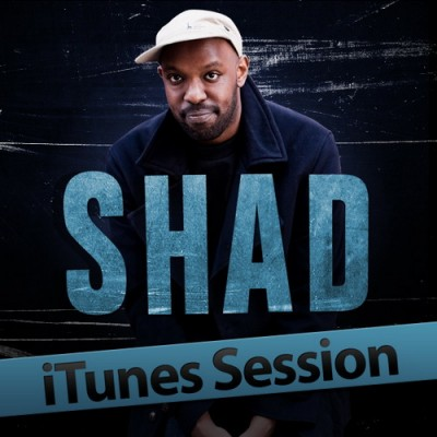 Shad – iTunes Session EP (WEB) (2011) (320 kbps)