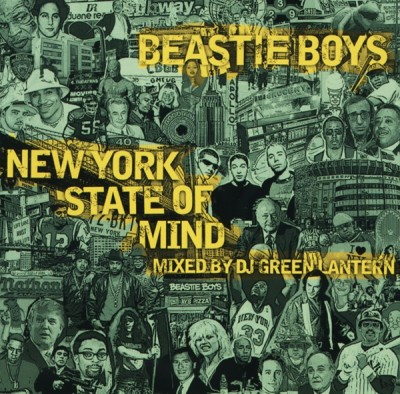Beastie Boys – New York State Of Mind (Mixed By DJ Green Lantern) (CD) (2006) (FLAC + 320 kbps)