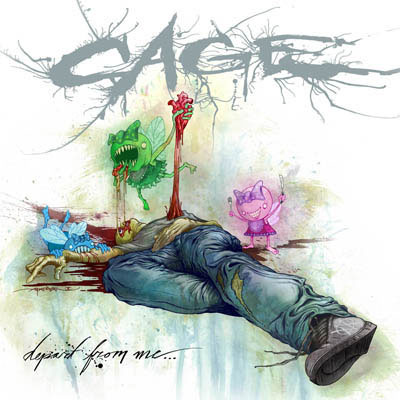Cage – Depart From Me (CD) (2009) (FLAC + 320 kbps)