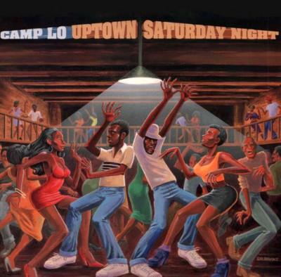 Camp Lo – Uptown Saturday Night (CD) (1997) (FLAC + 320 kbps)