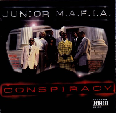 Junior M.A.F.I.A. – Conspiracy (CD) (1995) (FLAC + 320 kbps)
