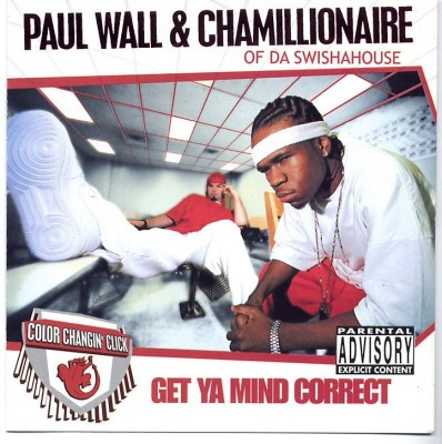 Paul Wall & Chamillionaire – Get Your Mind Correct (CD) (2002) (FLAC + 320 kbps)