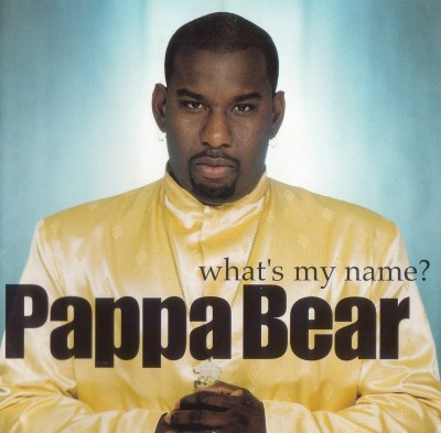 Pappa Bear – What's My Name? (CD) (1998) (FLAC + 320 kbps)