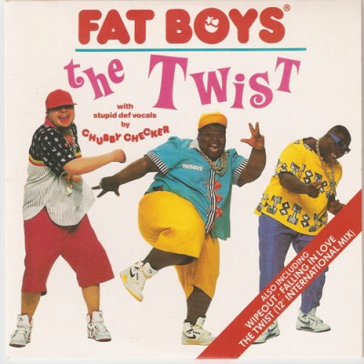 Fat Boys – The Twist (CDM) (1988) (FLAC + 320 kbps)
