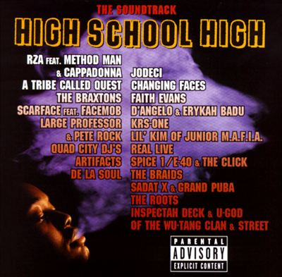 OST – High School High (CD) (1996) (FLAC + 320 kbps)