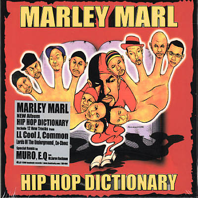 Marley Marl – Hip Hop Dictionary (CD) (2000) (FLAC + 320 kbps)