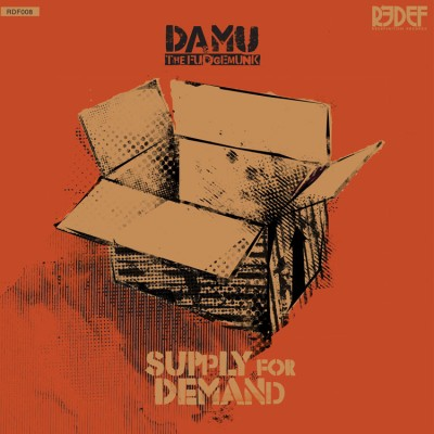 Damu The Fudgemunk – Supply For Demand (CD) (2010) (FLAC + 320 kbps)