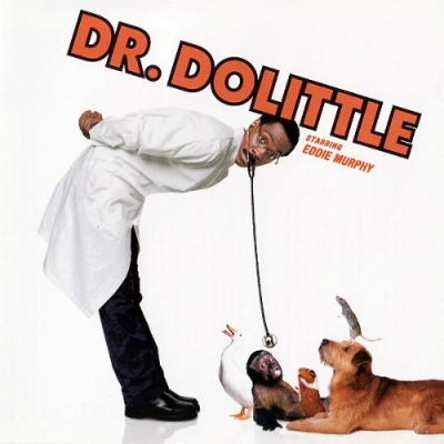 OST – Dr. Dolittle (CD) (1998) (FLAC + 320 kbps)