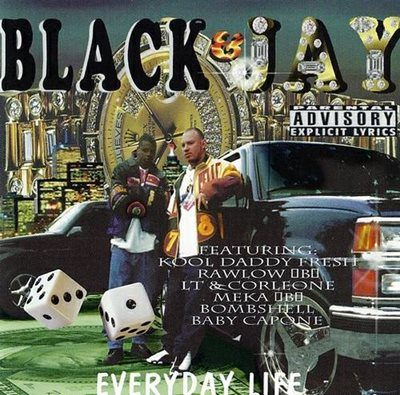 Black & Jay – Everyday Life (CD) (1997) (320 kbps)
