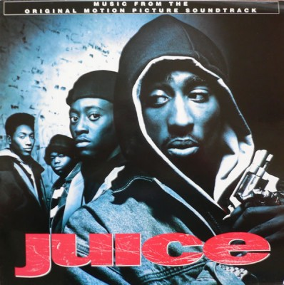 OST – Juice (CD) (1992) (FLAC + 320 kbps)