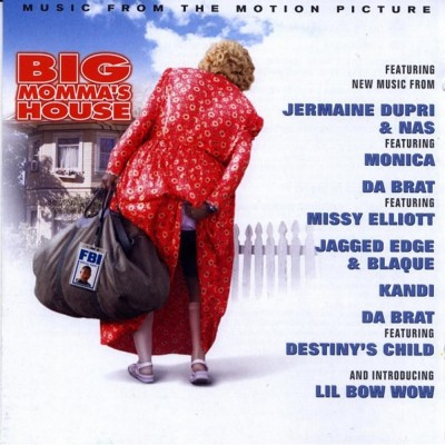 OST – Big Momma's House (CD) (2000) (FLAC + 320 kbps)