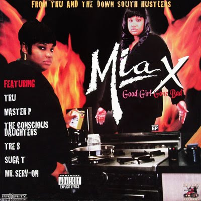 Mia X – Good Girl Gone Bad (CD) (1995) (FLAC + 320 kbps)