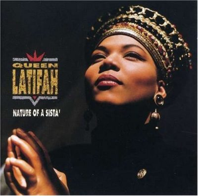 Queen Latifah – Nature Of A Sista' (CD) (1991) (FLAC + 320 kbps)