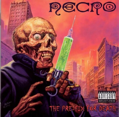 Necro – The Pre-Fix For Death (CD) (2004) (FLAC + 320 kbps)