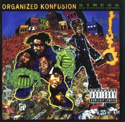 organized-konfusion-stress-the-extinction-agenda-1994