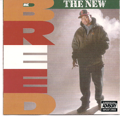 MC Breed – The New Breed (CD) (1993) (FLAC + 320 kbps)