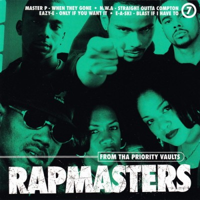 VA – Rapmasters: From Tha Priority Vaults, Volume 7 (CD) (1997) (FLAC + 320 kbps)
