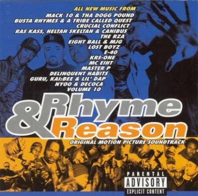 OST – Rhyme & Reason (CD) (1997) (FLAC + 320 kbps)