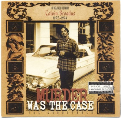 OST – Murder Was The Case (CD) (1994) (FLAC + 320 kbps)