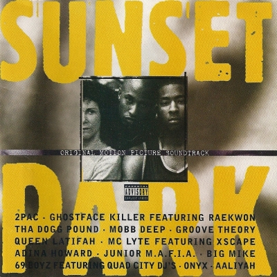 OST – Sunset Park (CD) (1996) (FLAC + 320 kbps)