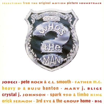 OST – Who's The Man? (CD) (1993) (FLAC + 320 kbps)