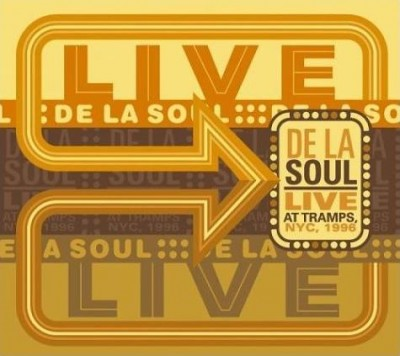 De La Soul – Live At Tramps, NYC, 1996 (CD) (2004) (FLAC + 320 kbps)
