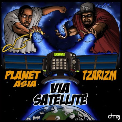 Planet Asia & TzariZM – Via Satellite (WEB) (2014) (320 kbps)