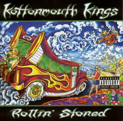 Kottonmouth Kings – Rollin' Stoned (CD) (2002) (FLAC + 320 kbps)