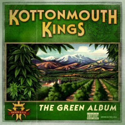 Kottonmouth Kings – The Green Album (CD) (2008) (FLAC + 320 kbps)