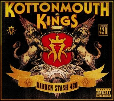 Kottonmouth Kings – Hidden Stash 420 (2xCD) (2009) (FLAC + 320 kbps)