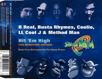 OST – Hit 'Em High (The Monstars' Anthem) (CDS) (1996) (FLAC + 320 kbps)