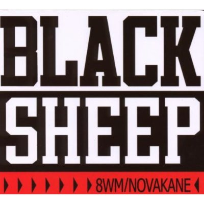 Black Sheep – 8WM / Novakane (CD) (2007) (FLAC + 320 kbps)