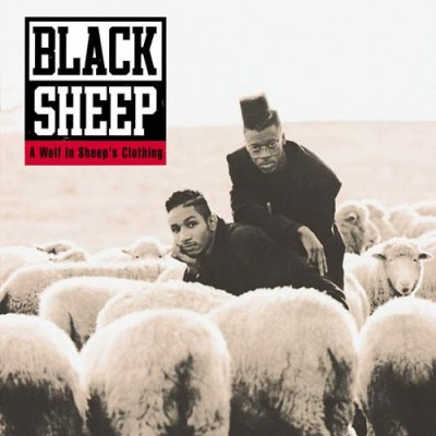 Black Sheep – A Wolf In Sheep's Clothing (CD) (1991) (FLAC + 320 kbps)