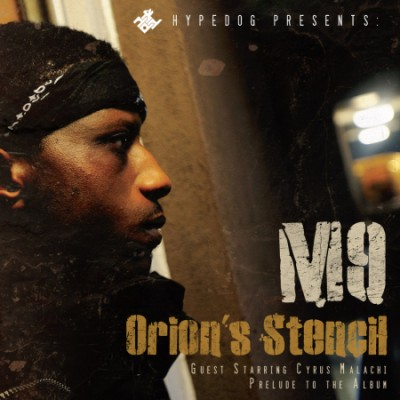 M9 – Orion's Stencil (CD) (2010) (FLAC + 320 kbps)