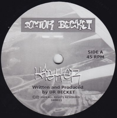 Doctor Becket – Higher / Lil Bit Higher (VLS) (2013) (FLAC + 320 kbps)