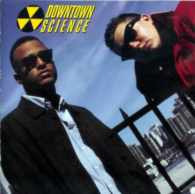 Downtown Science – Downtown Science (CD) (1991) (FLAC + 320 kbps)