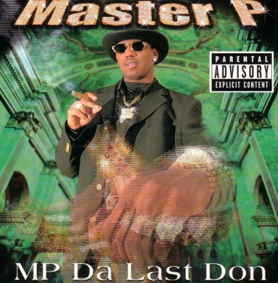 Master P – MP Da Last Don (2xCD) (1998) (FLAC + 320 kbps)