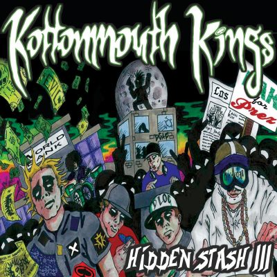 Kottonmouth Kings – Hidden Stash III (2xCD) (2006) (FLAC + 320 kbps)