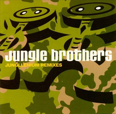 Jungle Brothers – Jungllenium Remixes (CD) (2000) (FLAC + 320 kbps)