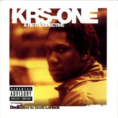 KRS-One – A Retrospective (CD) (2000) (FLAC + 320 kbps)