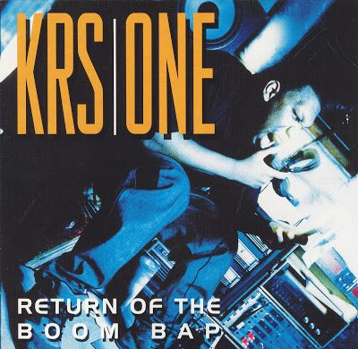 KRS-One – Return Of The Boom Bap (CD) (1993) (FLAC + 320 kbps)