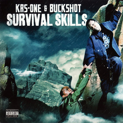 KRS-One & Buckshot – Survival Skills (CD) (2009) (FLAC + 320 kbps)
