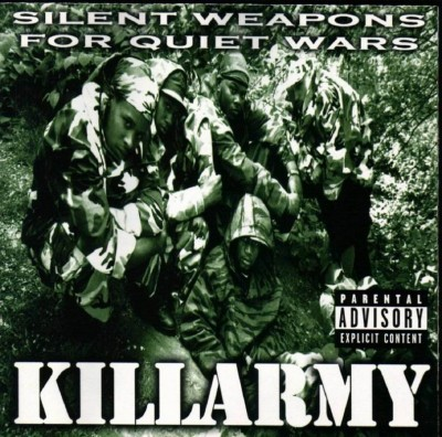 Killarmy – Silent Weapons For Quiet Wars (CD) (1997) (FLAC + 320 kbps)