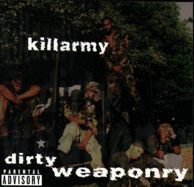 Killarmy – Dirty Weaponry (CD) (1998) (FLAC + 320 kbps)