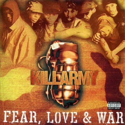 Killarmy – Fear, Love & War (CD) (2001) (FLAC + 320 kbps)